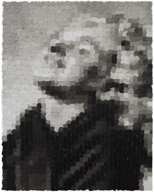 , 'Young Marilyn 3,' 2017, Galerie von Braunbehrens