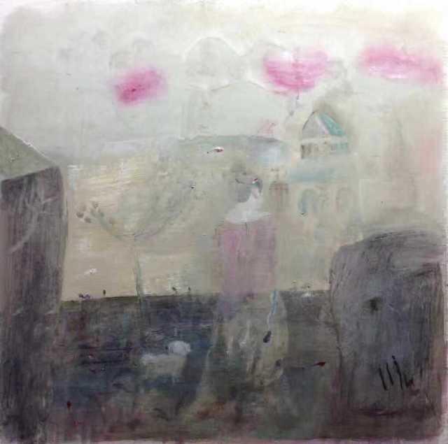 Leng Hong 冷宏, 'Autumn mist I 清秋薄靄之一', 2019, ArtCN