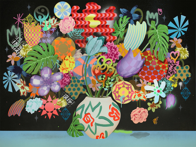 , 'Still Life with Flowers No. 35,' 2017, Hashimoto Contemporary