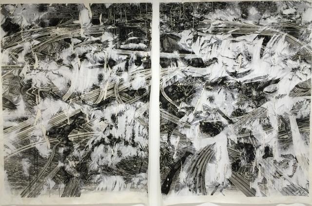 , 'Falling tree,' 2015, galerie nichido / nca   nichido contemporary art