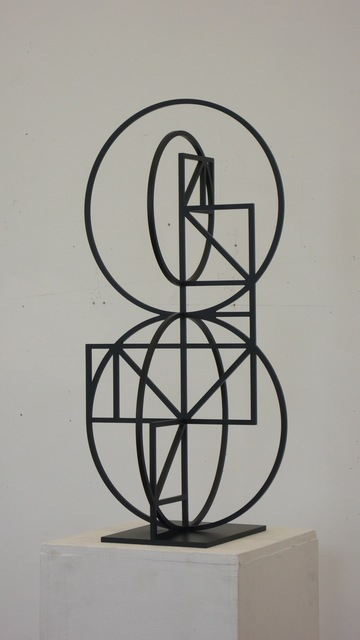 Knut Henrik Henriksen, 'Herr Porstmann (#13)', 2014, Sculpture, Steel, laquer, Sommer & Kohl