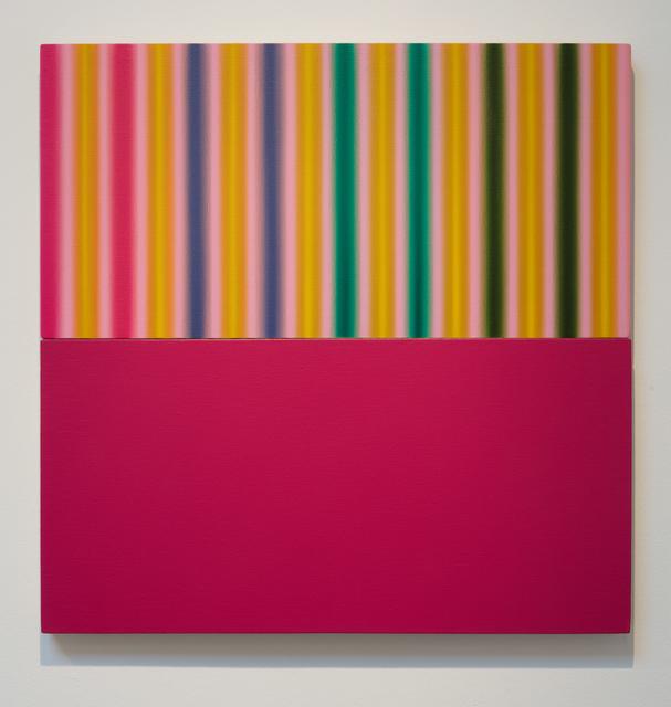 , 'Lazy Gun (RifF B) (Pink Study,' 2005, Talley Dunn Gallery