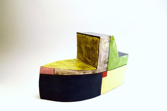 , 'Friendship,' 2018, WaterWorks Gallery