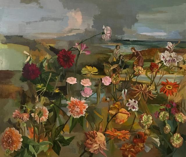 , 'Drift,' 2017, Tibor de Nagy