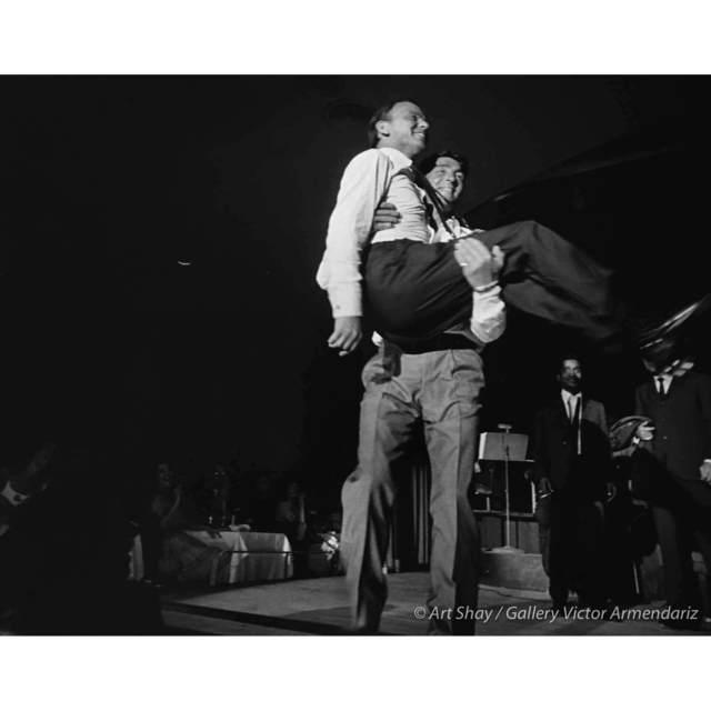 , 'Dean & Frank, Las Vegas, 1961,' 2017, Gallery Victor Armendariz
