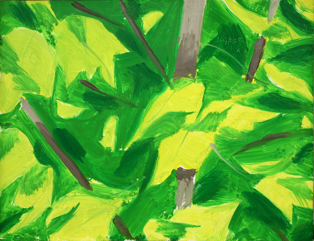 Alex Katz, 'Foliage', 2008, Dep Art Gallery