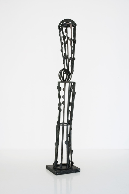 , 'Dark Tower,' 2012, The McLoughlin Gallery
