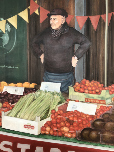 , 'Borough Market, London,' , Peninsula Gallery