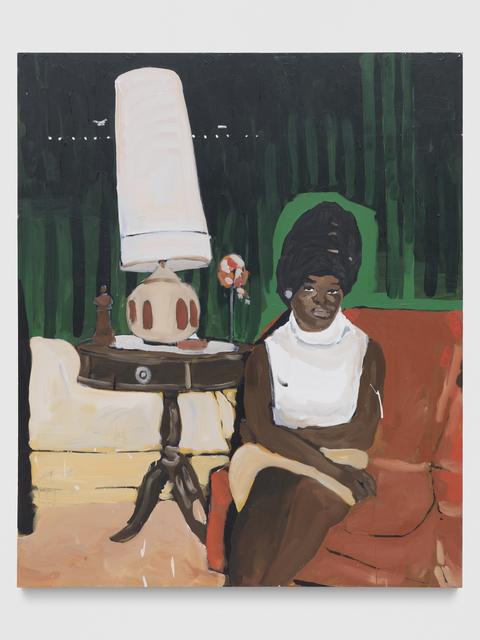 , 'Cora's,' 2016, Galerie Eva Presenhuber