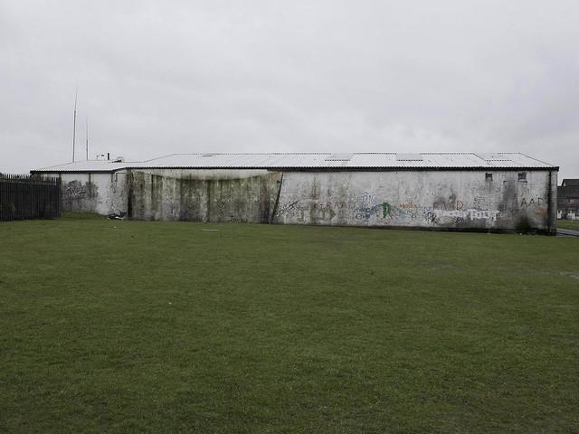 , 'Remains (Along the Wall),' 2013, Moisés Pérez De Albéniz