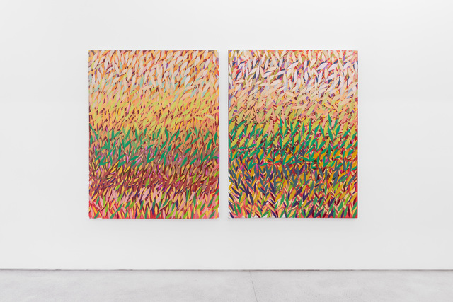 , 'Scattered I & II,' 2019, Gallery MOMO