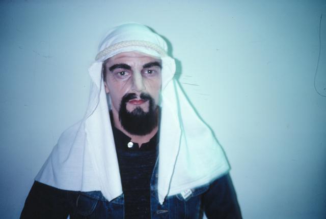 , 'The Arabian Prince,' 1978, M HKA – Museum of Modern Art Antwerp