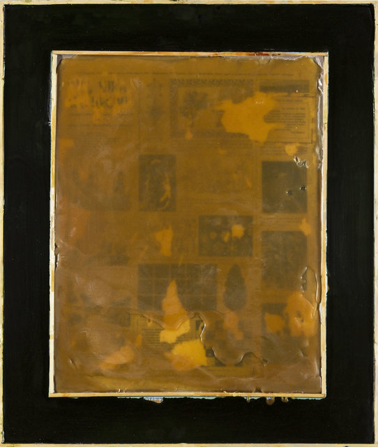, 'Reindhardt sobre Reindhardt,' 2017, Lux Perpetua Art Centre