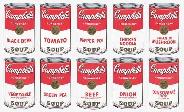 Andy Warhol, 'Campbell's Soup II', 1969, Print, Screenprint in colors, David Benrimon Fine Art