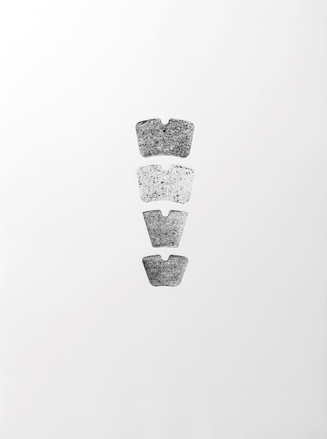 , 'Restraint 節制,' 2015, Art Experience Gallery