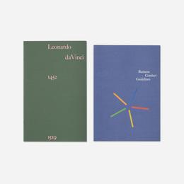 IBM Business Conduct guidelines and Leonardo da Vinci exhibition catalogue