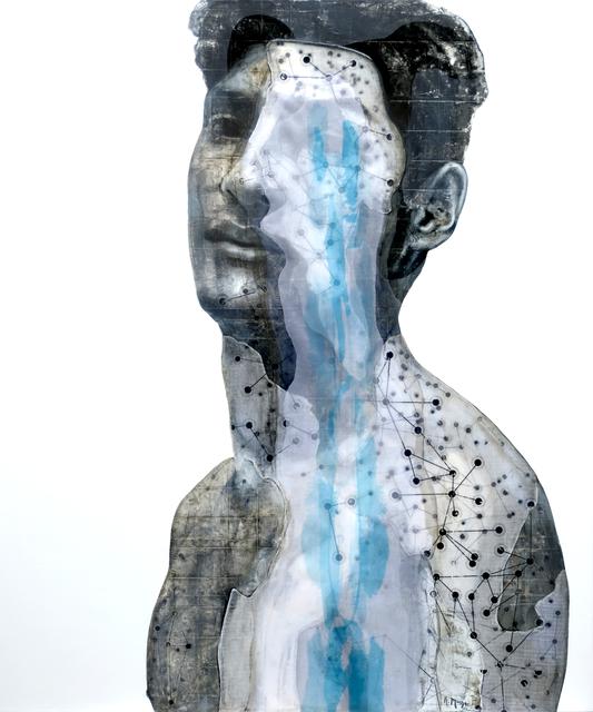 , 'Andres I,' 2018, Galería Quetzalli