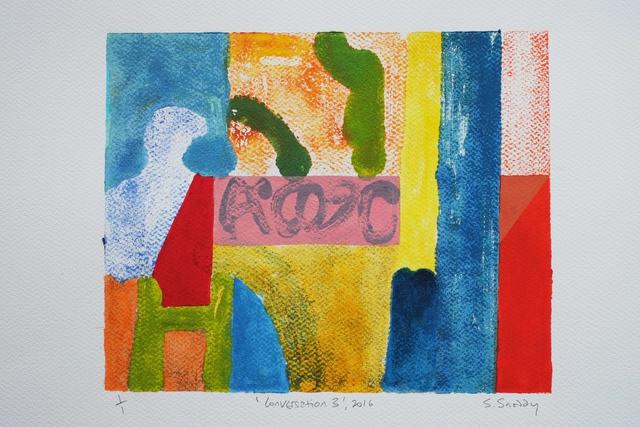 , 'Conversation 3 ,' 2016, Cynthia Corbett Gallery