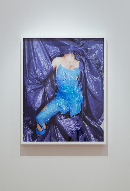 , 'Invisible Man,' 2018, David B. Smith Gallery