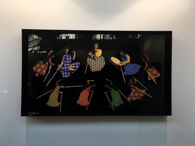 , 'Kol Yughani Ala Laylah,' 2017, Hafez Gallery