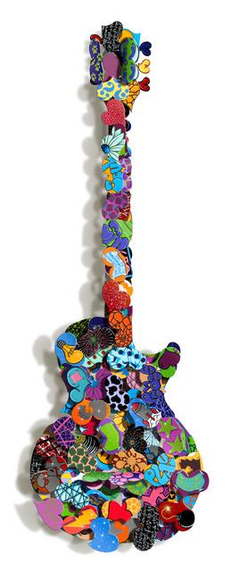 , 'Tugging On My Guitar Strings,' 2015, Eden Fine Art
