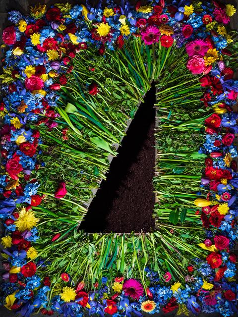 , 'Flowers and Dirt (Inverted),' 2018, Winston Wächter Fine Art