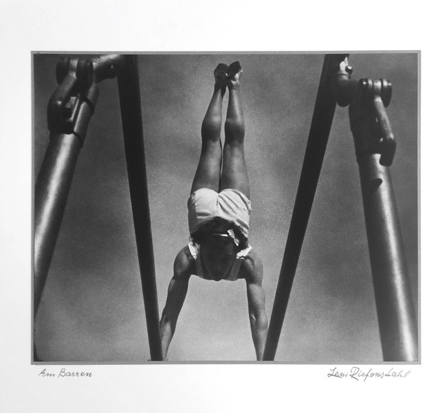 Leni Riefenstahl, 'Ann Barren', 1936, The Art:Design Project