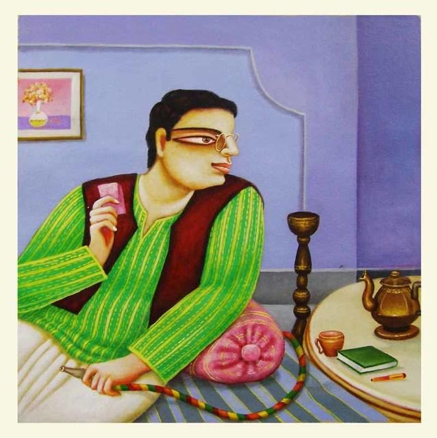 , 'Indulgence ,' , Jamaat Art