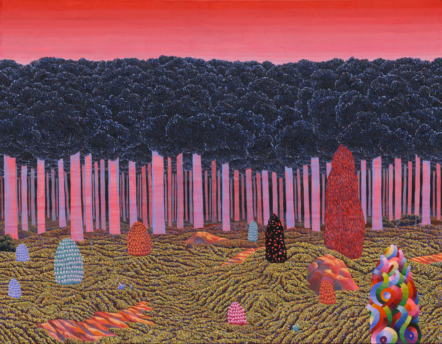 , 'There,' 2014, Leehwaik Gallery