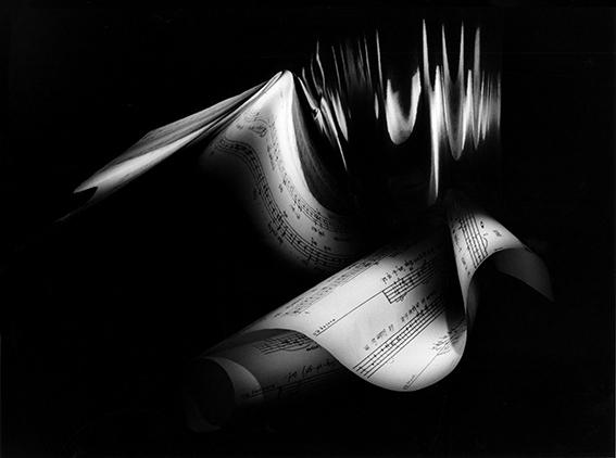 """, 'Score by Roland Moser  2 """"Kleines Exercitium zum Gedicht Kirchberg von Klaus Merz"""",' 1998, Bernheimer Fine Art"""