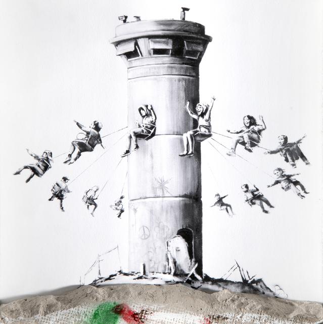 Banksy, 'Walled Off Hotel Box Set', 2017, Tate Ward Auctions