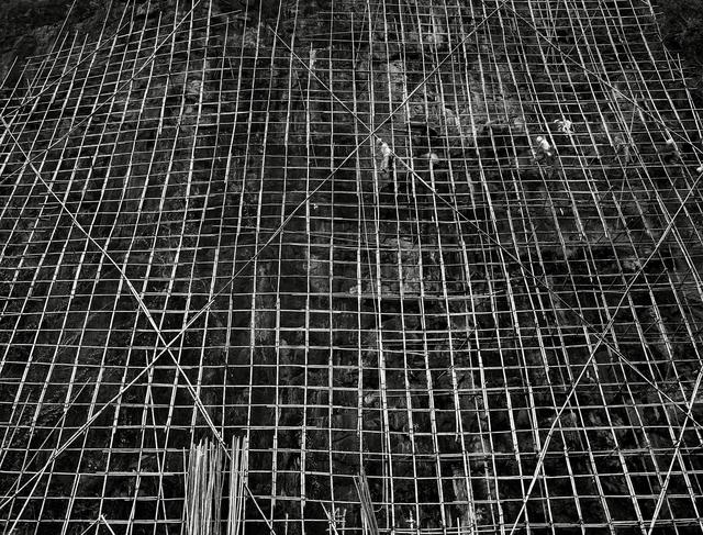 , 'Bamboo Trellis #1, Hong Kong - 2009,' 2009, Contemporary by Angela Li