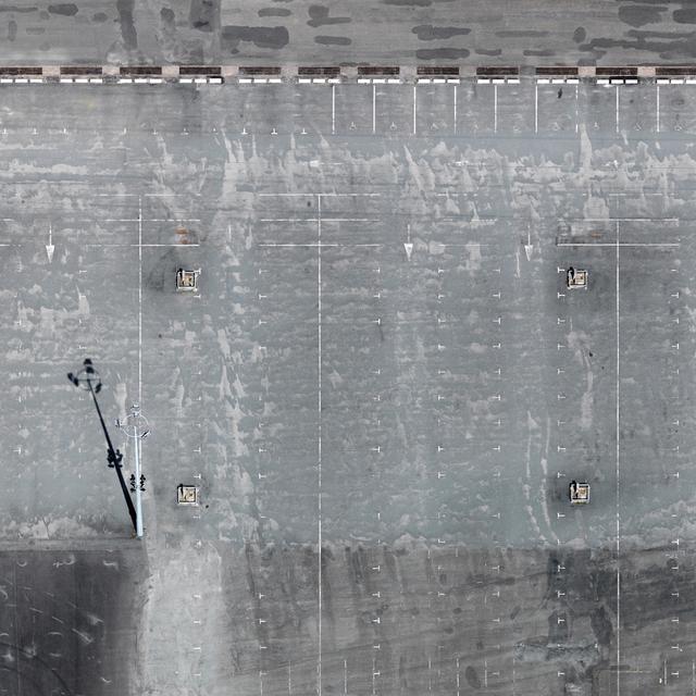 , 'Parking, Saint-Sylvain-d'Anjou, 2011,' 2011, La Castiglione Gallery