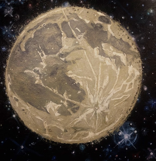 Anthony Smith Jr., 'Tyrone Dreams of the Moon and the Stars', 2019, Flow 305