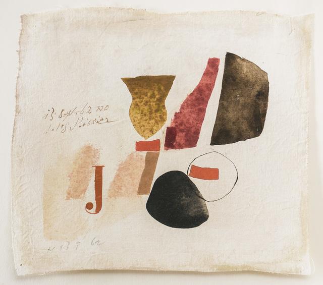 , '13. Sept. 62 NO,' 1959, Galerie Schlichtenmaier
