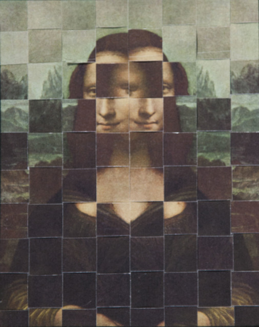 , 'Mona x 2,' 2014, Carter Burden Gallery