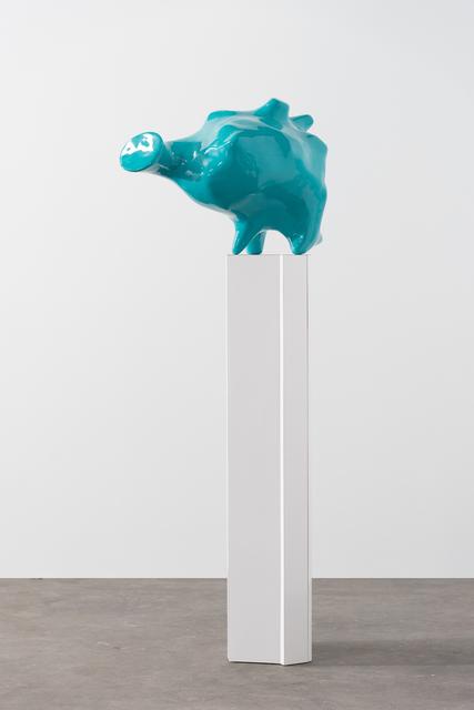 Joel Morrison, 'Thunderbird Bluebird', 2002, ACE Gallery