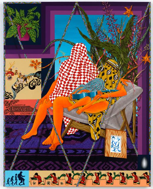 , 'Les Diner De Gala,' 2019, Denny Dimin Gallery