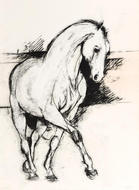 , 'Dapple Horse,' 2015, Walter Wickiser Gallery