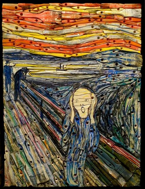 , 'Scream,' 2016, Maddox Gallery
