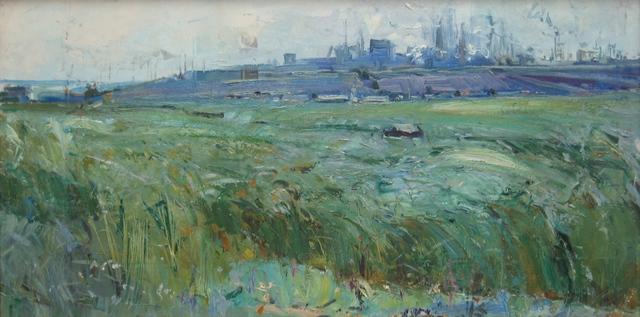 Aleksandr Nikiforovich Chervonenko, 'A windy day', 1968, Surikov Foundation