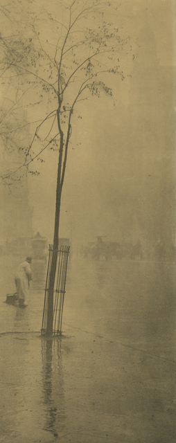 , 'Spring Showers,' 1900-1901, Howard Greenberg Gallery