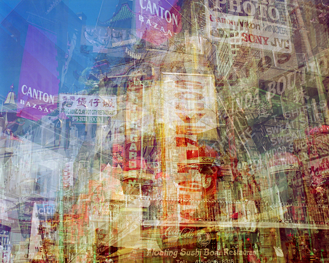 , 'Chinatown, San Francisco ,' 2004, KLOMPCHING GALLERY