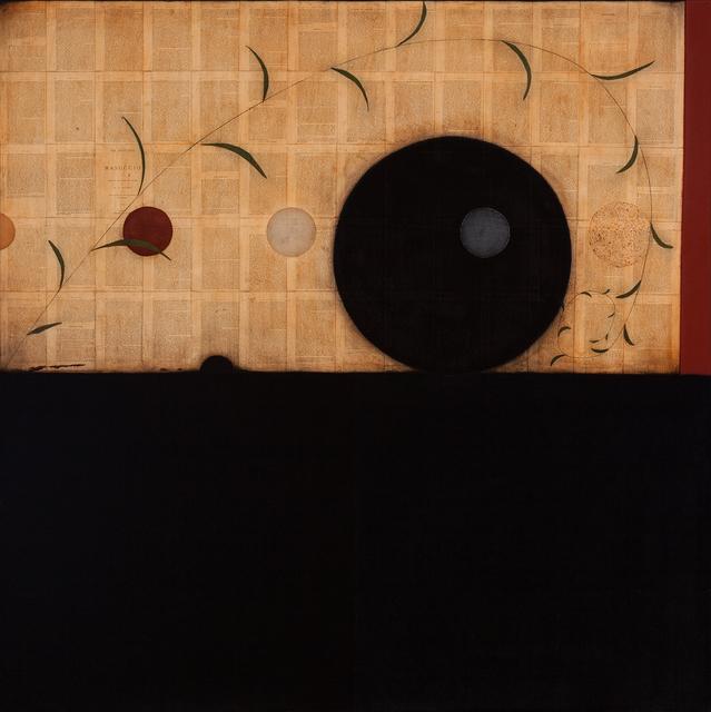 , 'Renace una Sombra (rebirth of a shadow),' 1999, William Havu Gallery