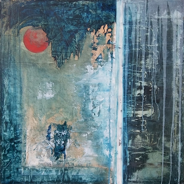 , 'cast adrift,' 2017, Hutson Gallery