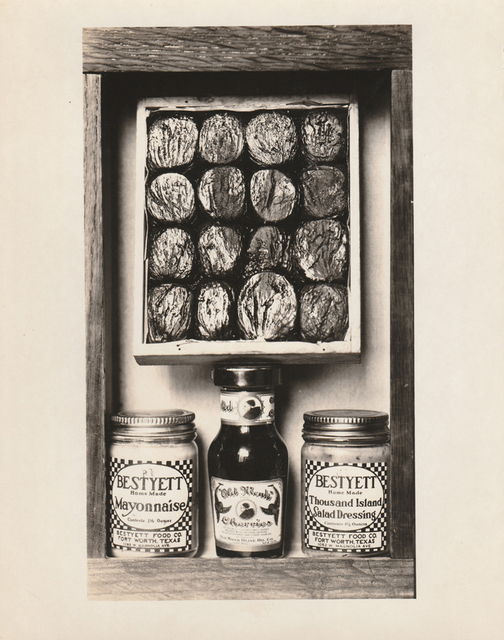 Anonymous, 'Homage to Joseph Cornell (Old Monk Cherries / Post's Bran Flakes)', ca. 1940, PDNB Gallery