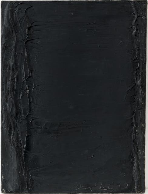 , 'Schwarze Komposition Nr. 56,' 1960, Beck & Eggeling