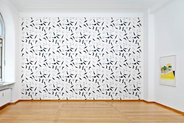 , 'Screech,' 2014, Galerie Sabine Knust