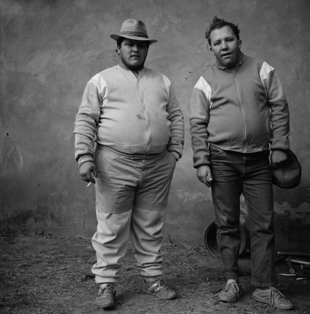 , 'Johan and Bertie - Brothers - West Transvaal,' 1987, Willas Contemporary