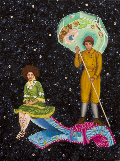 , 'Not Born Under a Rhyming Planet,' 2014, KP Projects